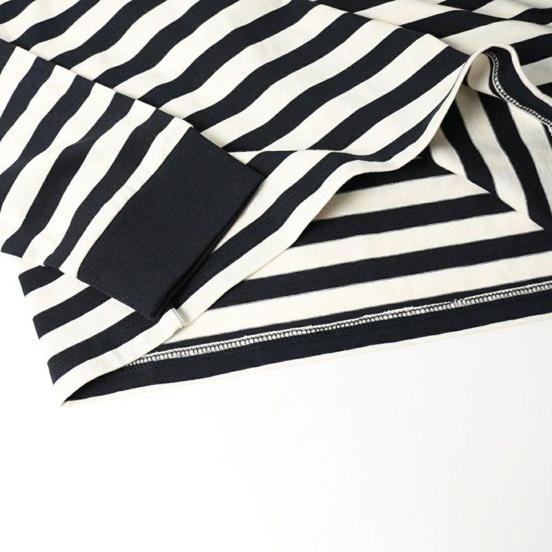 carhartt WIP [カーハートダブリューアイピー] ロングスリーブ SCOTTY ポケットTシャツ [I027733] D.NAVY/WAX