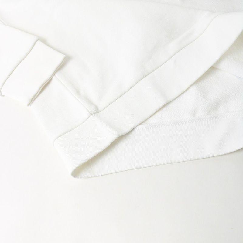 adidas Originals [アディダス オリジナルス] エッセンシャル クルーネックスウェット [ED6208] ホワイト/ブラック