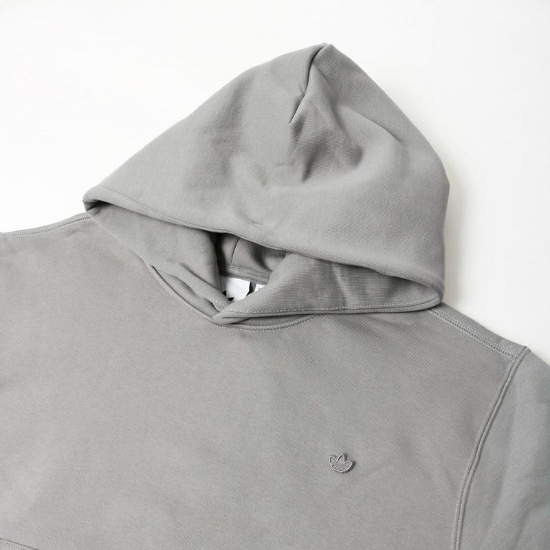 adidas Originals [アディダス オリジナルス] アディカラー トレフォイル パーカー [H11358] グレースリー
