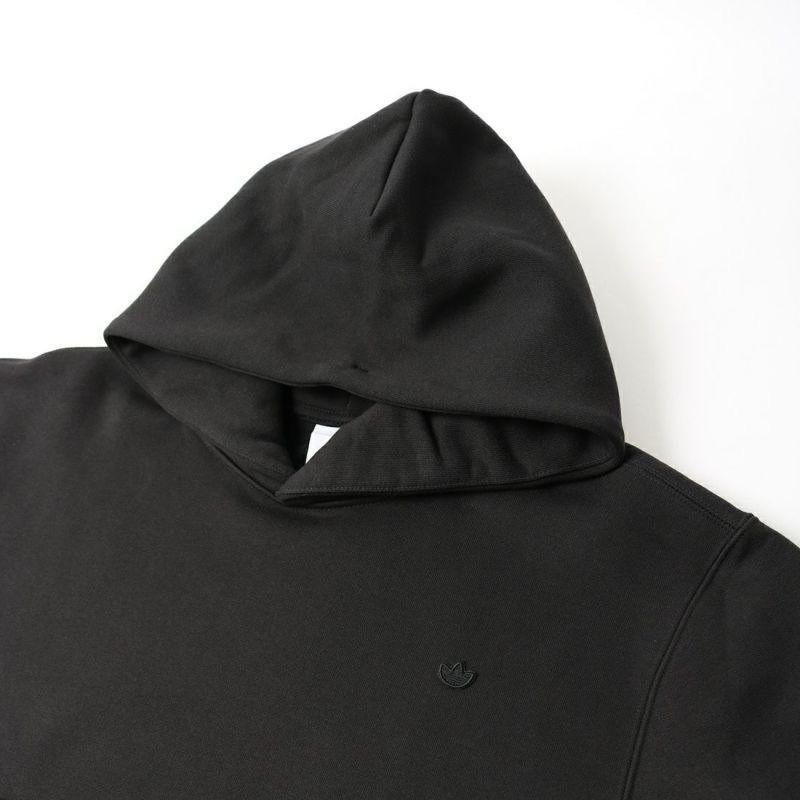 adidas Originals [アディダス オリジナルス] アディカラー トレフォイル パーカー [H11377] ブラック