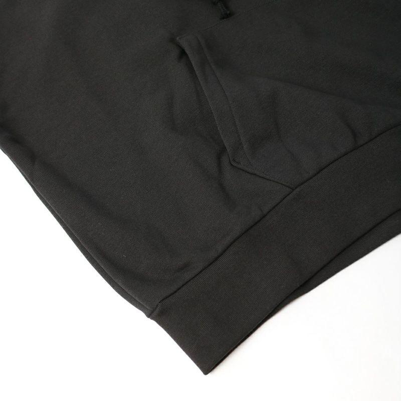 adidas Originals [アディダス オリジナルス] アディカラー シャッタード トレフォイル オーバーサイズパーカー [H09308] ブラック