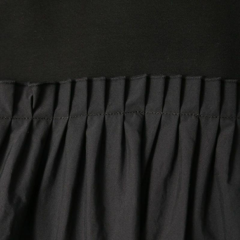 Jeans Factory Clothes [ジーンズファクトリークローズ] バック切替デザインパーカー [213069] 04 ブラック