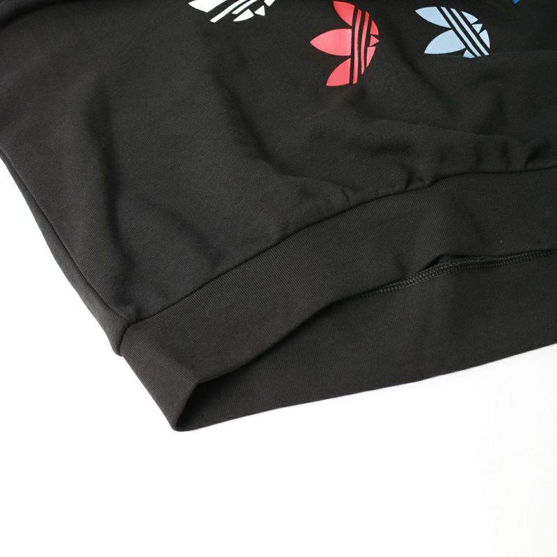 adidas Originals [アディダス オリジナルス] アディカラーシャッタード トレフォイル ウィール スウェット [H36845] ブラック