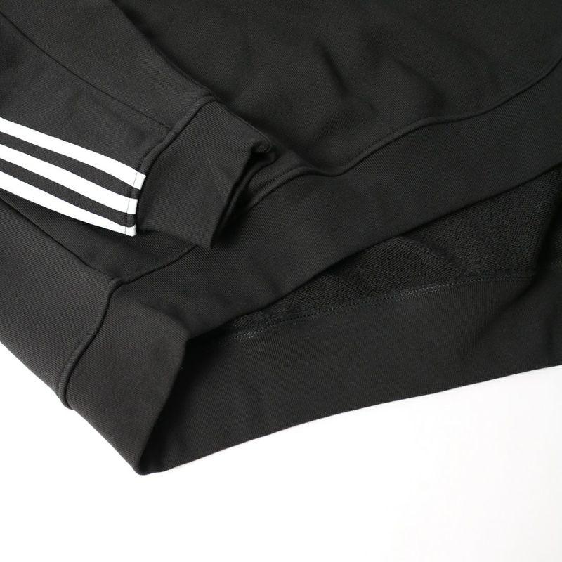 adidas Originals [アディダス オリジナルス] アディカラー クラシック オーバーサイズスウェット [H33539] ブラック