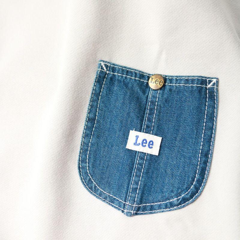 Lee [リー] デニムポケットスウェット [LT2967] 169 L.GRAY