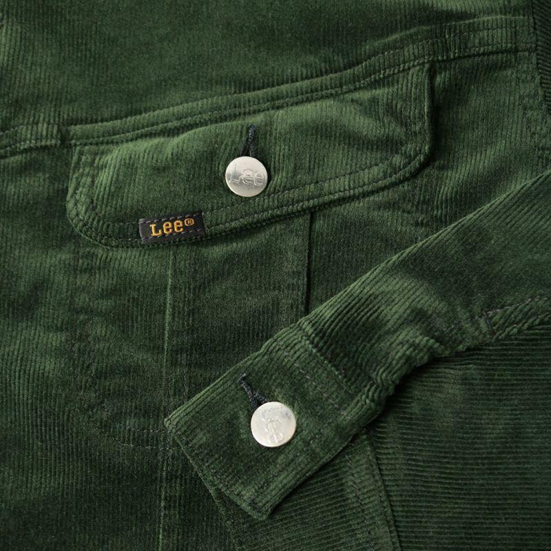 Lee [リー] コアライダース ボアジャケット [LM0732] 320 GREEN