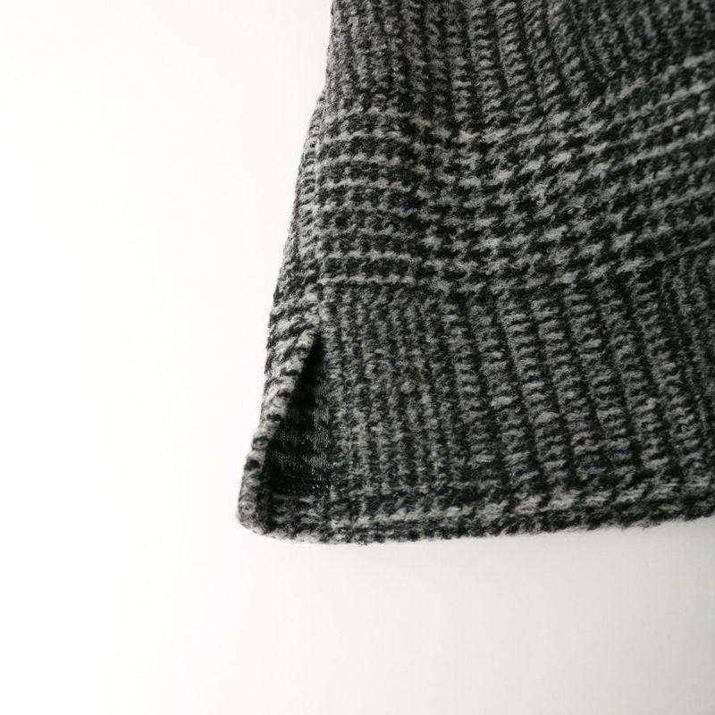 Jeans Factory Clothes [ジーンズファクトリークローズ] イタリアンエアリーチェックショートコート [895284-00] グレンチェック