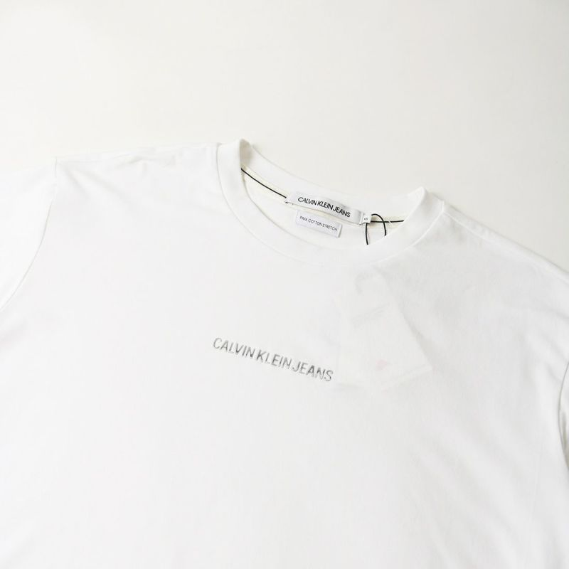 Calvin Klein Jeans [カルバンクライン ジーンズ] ロングスリーブTシャツ [J20J217448] YAF