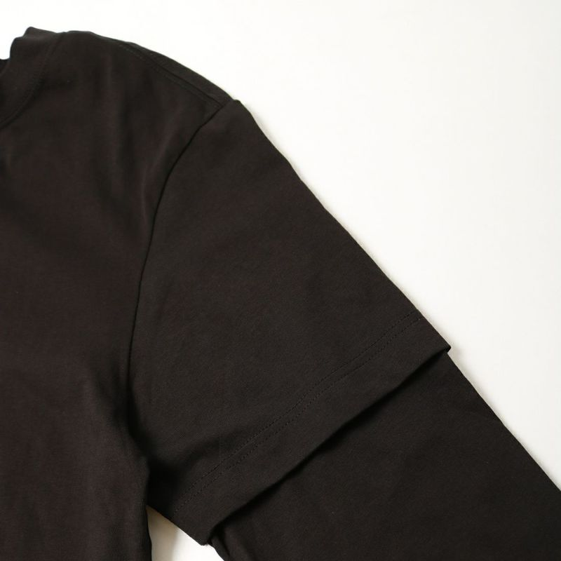 Calvin Klein Jeans [カルバンクライン ジーンズ] ダブルレイヤーロングスリーブTシャツ [J30J318730] BEH