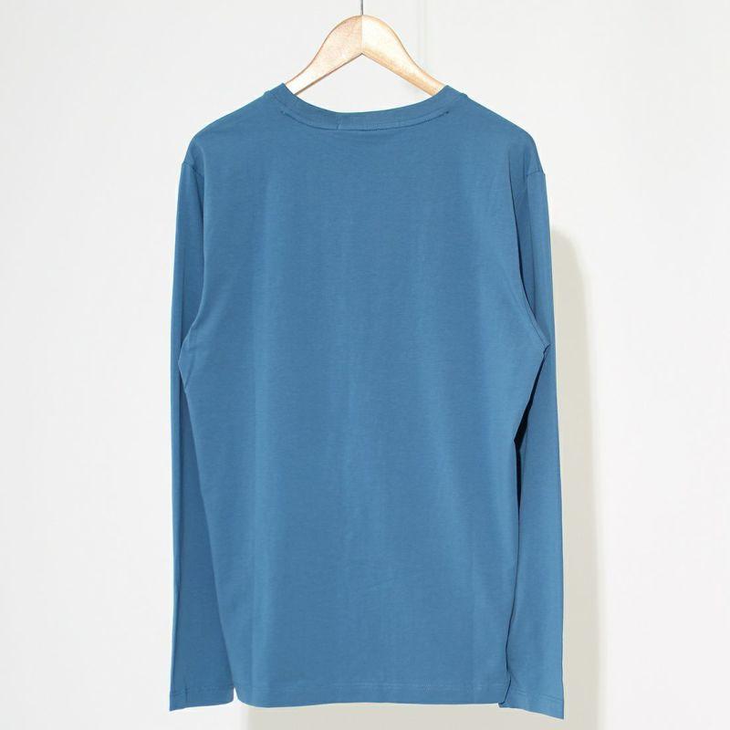 Calvin Klein Jeans [カルバンクライン ジーンズ] クルーネックロングスリーブTシャツ [J30J319455] C2Y