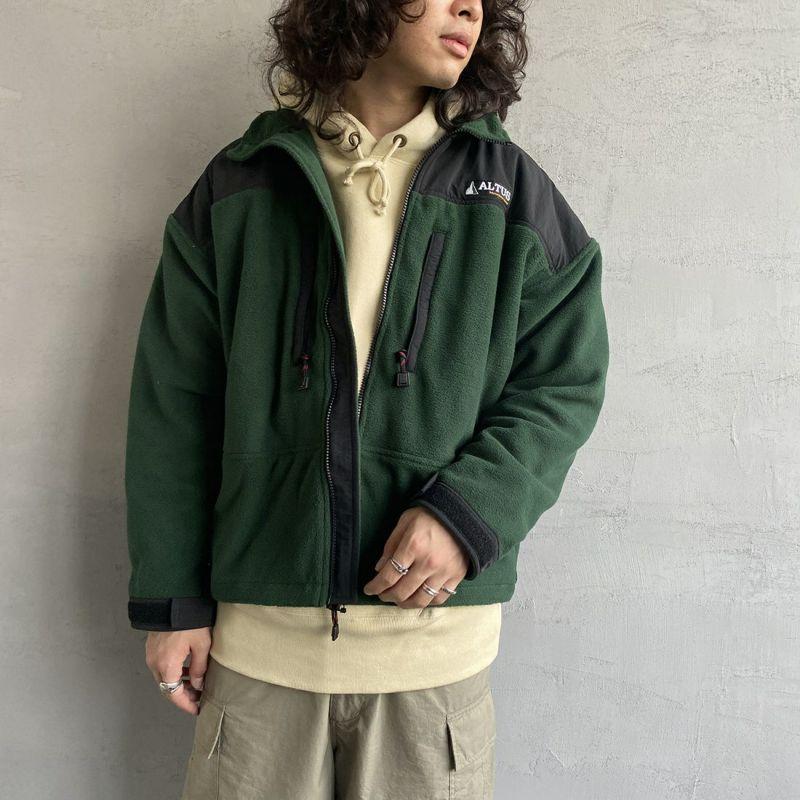 GREEN&&モデル身長:173cm 着用サイズ:M&&
