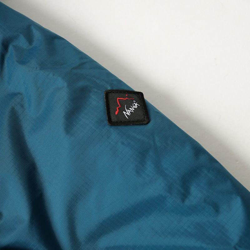 JEANSFACTORY × NANGA [ジーンズファクトリー × ナンガ] 別注 オーロラダウンジャケット [JMP-214-036-JF] BLUE