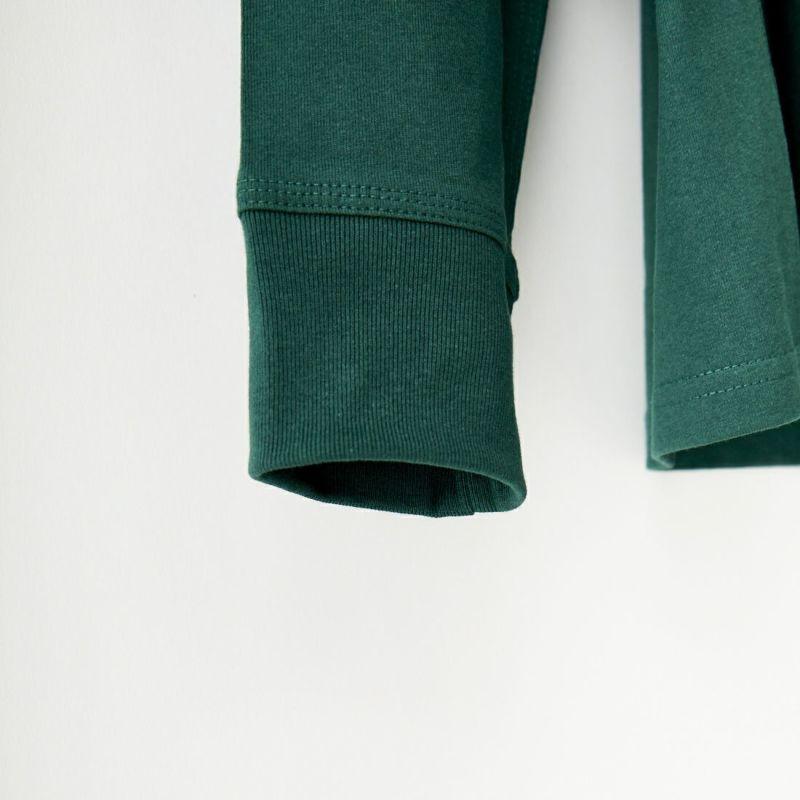 carhartt WIP [カーハートダブリューアイピー] ロングスリーブアメリカンスクリプトTシャツ [I029955] WHITE&&モデル身長:173cm 着用サイズ:XL&&