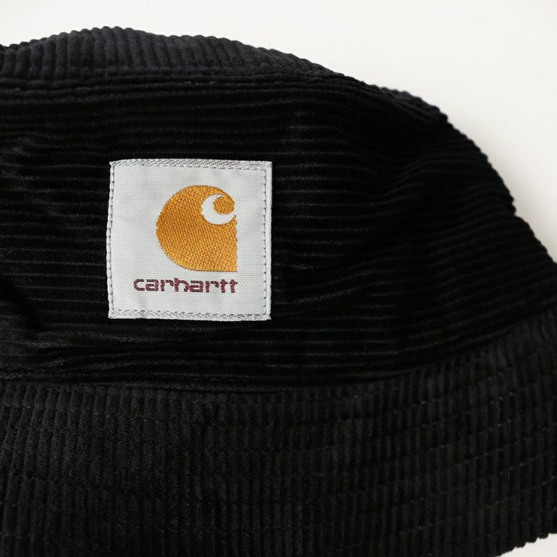 carhartt WIP [カーハートダブリューアイピー] コードバケットハット [I028162] BLACK